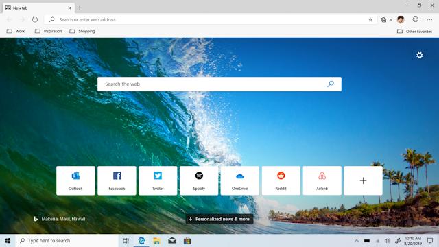 أهم 10 أسباب للتبديل إلى Microsoft Edge الجديد
