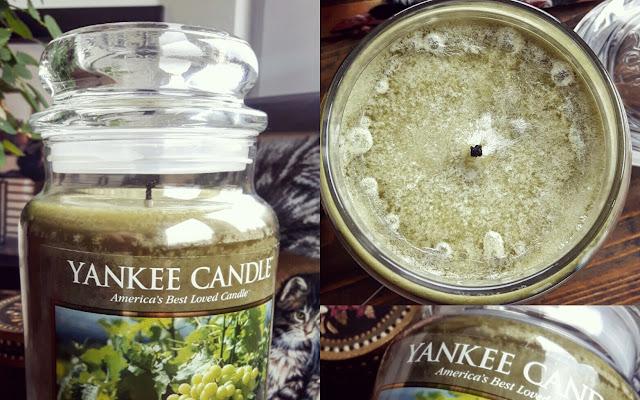 Yankee Candle - Grapevine & Oak - Czytaj więcej »