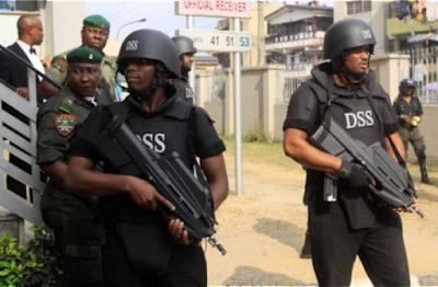 DSS ARREST FOUR FLEEING BOKO HARAM SUSPECT IN LAGOS