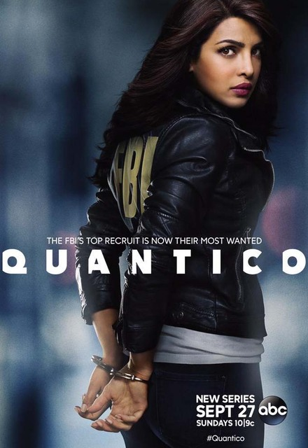 Quantico 1ª Temporada Torrent - WEB-DL 720p e 1080p Dual Áudio (2016)