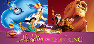free download game jadul Disney Classic Games Aladdin and The Lion King-GOG
