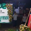 Papan Bunga Ucapan Duka Cita para Kepala Kejaksaan Negeri se Jatim
