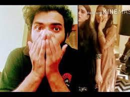 Pakistani actress and model Uzma Khan and her sister Huma Harassment Video viral on Social Media
