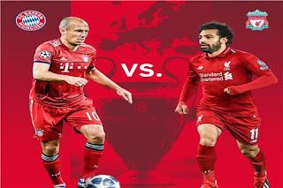 بث مباشر مباراة ليفربول وبايرن ميونخ فى دوري أبطال اوروبا