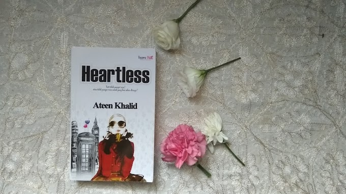 Heartless by Ateen Khalid