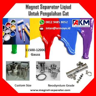 Magnet Separator Liquid 11500-12000 gauss