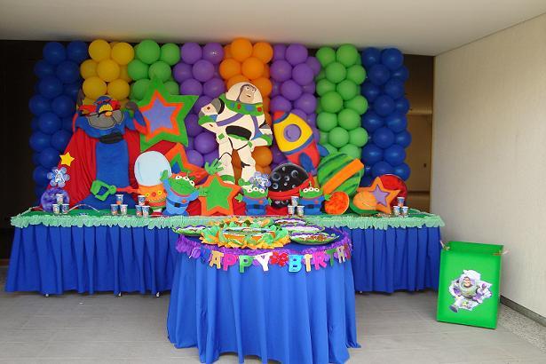 Arreglos Con Globos Toy Story Imagui