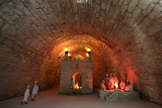 <i>The Land of Fire,</i> Legenda Padamnya Api Suci Majusi Ketika Kelahiran Nabi Muhammad SAW