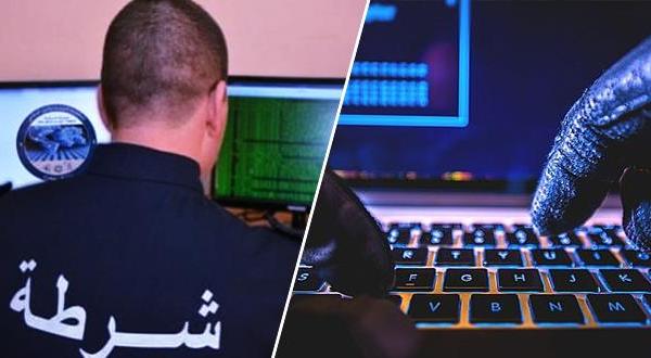 تورط 10 أشخاص في جرائم معلوماتية بالشلف