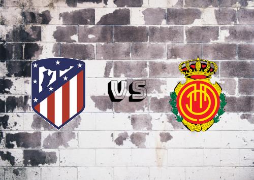 Atlético Madrid vs Mallorca  Resumen