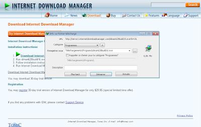 تفعيل  برنامج أنترنت دونالد منجر IDM 630 build 1 بواسطة Crack