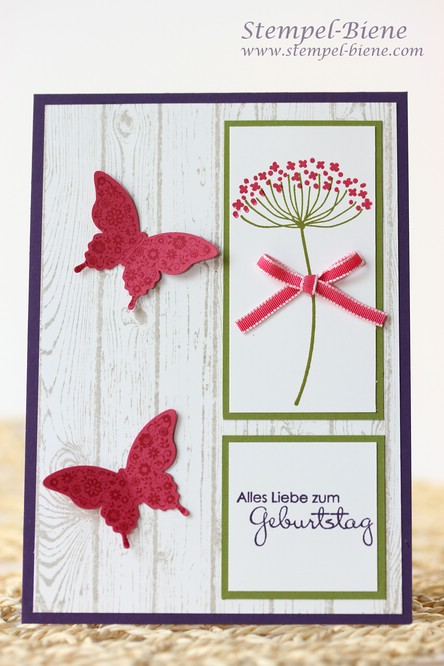 stampin up summer silhouettes, stampin up perfekte Pärchen, match the Sketch, stampin up papillon potpourri, Stampin up jahreskatalog 2014-2015