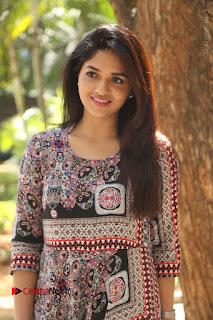Actress Sunaina Latest Stills in Floral Dress at Pelliki Mundu Prema Katha Trailer Launch  0038.JPG