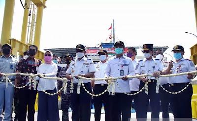 ASDP Siap Layani Rute Baru Banyuwangi-Lombok
