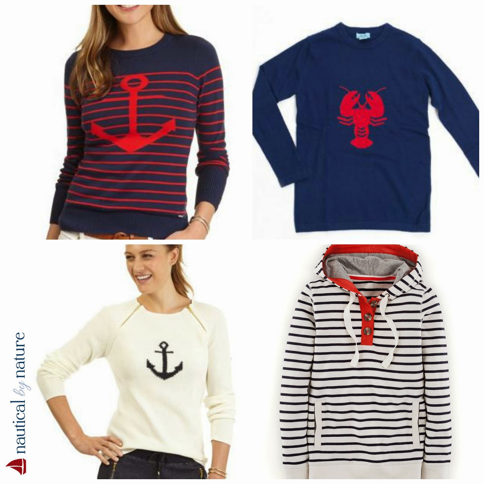 Nautical by Nature | Nautical Essentials for Fall