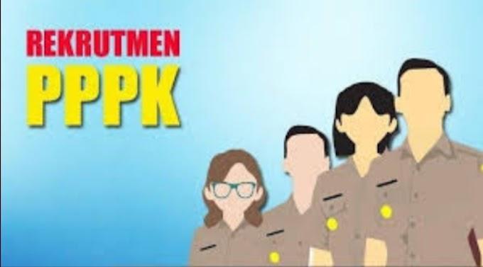 Pemkab Sukabumi Buka resmi seleksi CPNS Dan P3K Guru Tahun 2021