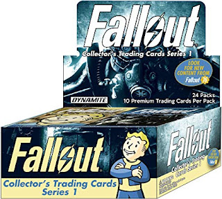 Click here to purchase Fallout Trading Cards Box at Amazon!