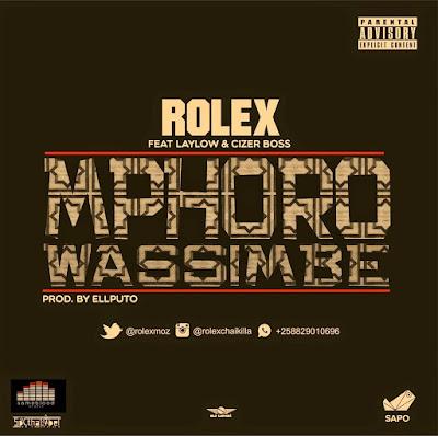 Roley  Feat. Laylizzy & CizerBoss - Mphorowassimbe (Dj Midoze Mashup)