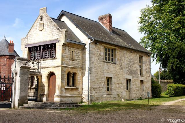 Edifici del complesso dell'Abbaye de Jumieges