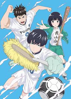 Download Keppeki Danshi! Aoyama-kun Episode 01 Sub Indo