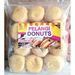 Pelangi Donuts Mini Coklat Isi 24