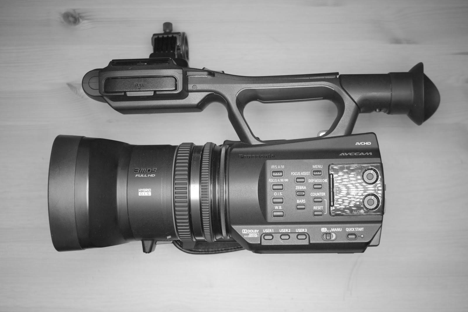 Gear Rental Sewa Kamera Panasonic Ag Ac90 Professional