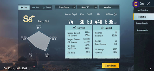 How To Hacking Pubg Mobile with Desi ESP latest update 1.3.1 ?