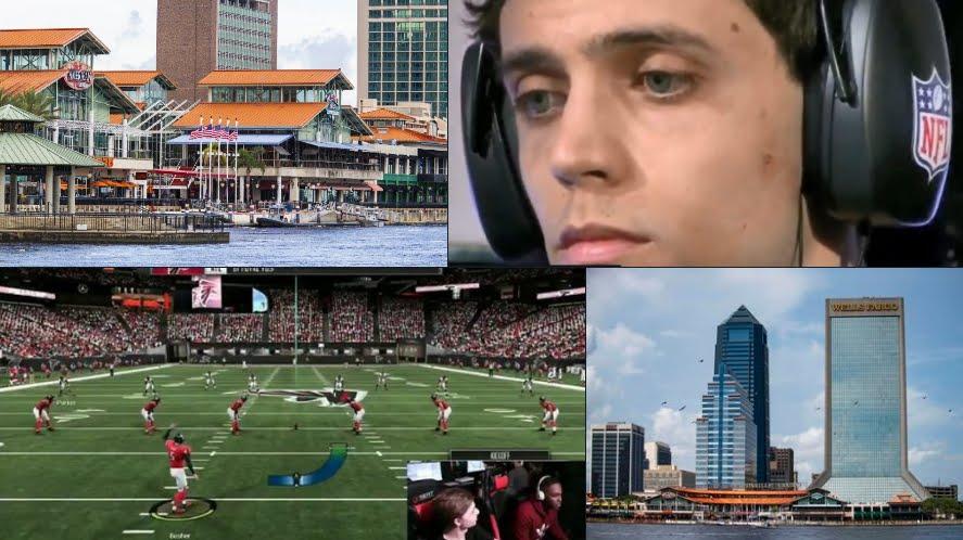 Follia al torneo di videogame in Jacksonville Florida.