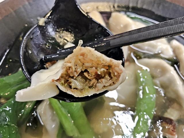 高麗菜水餃