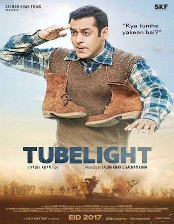 Tubelight (2017) Hindi HDRip 720p 1GB @ SSR Movies