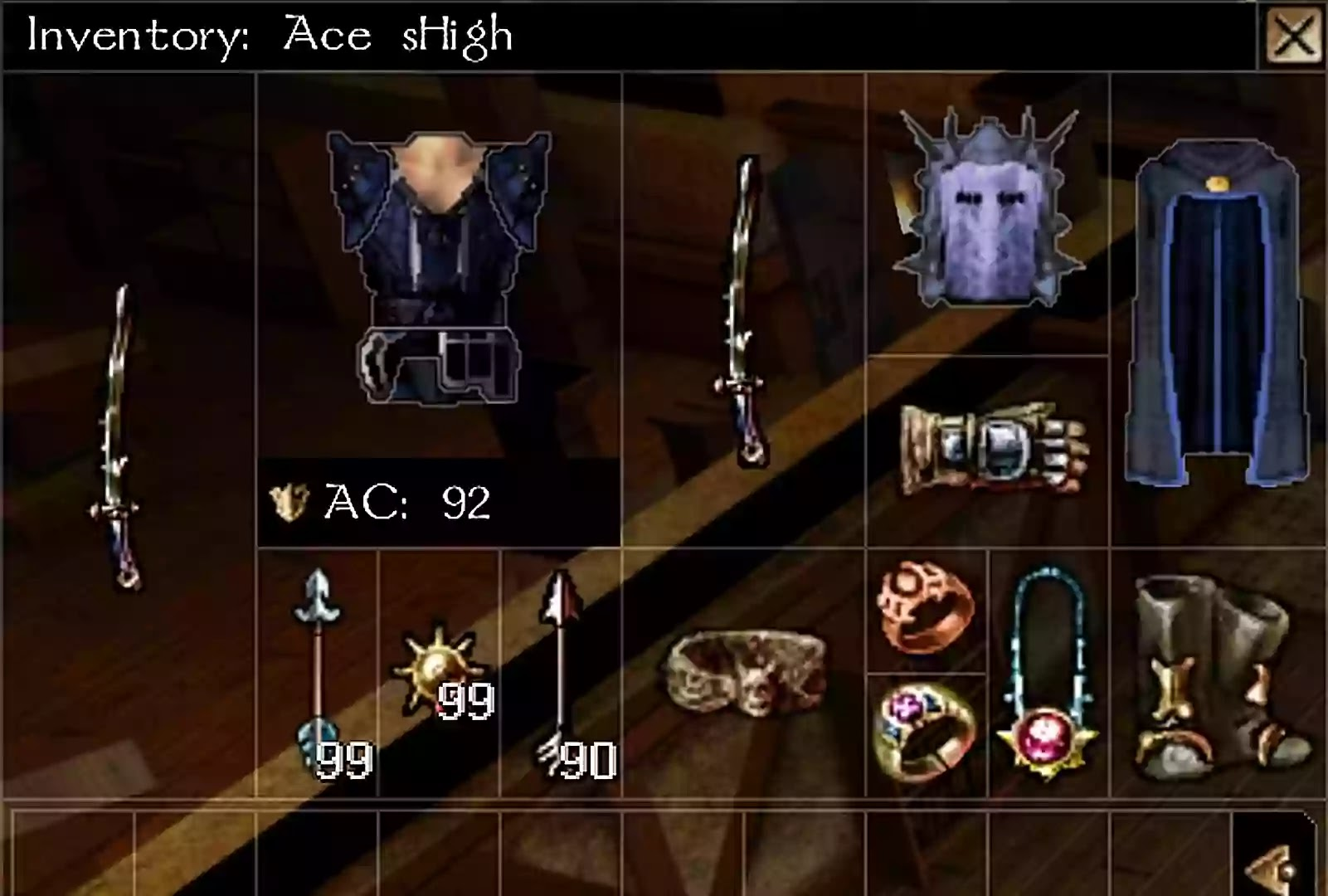 Neverwinter nights ace weapon and armor best top mods