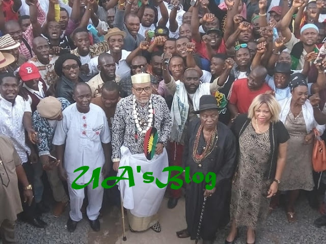Burial Of Nnamdi Kanu's Parents Is Not IPOB Affair, They Should Allow Us Bury Our Dead In Peace — Kinsmen
