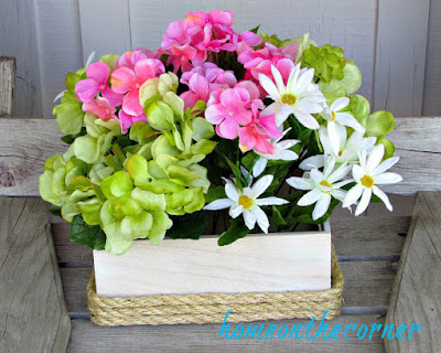 DIY Flower Box