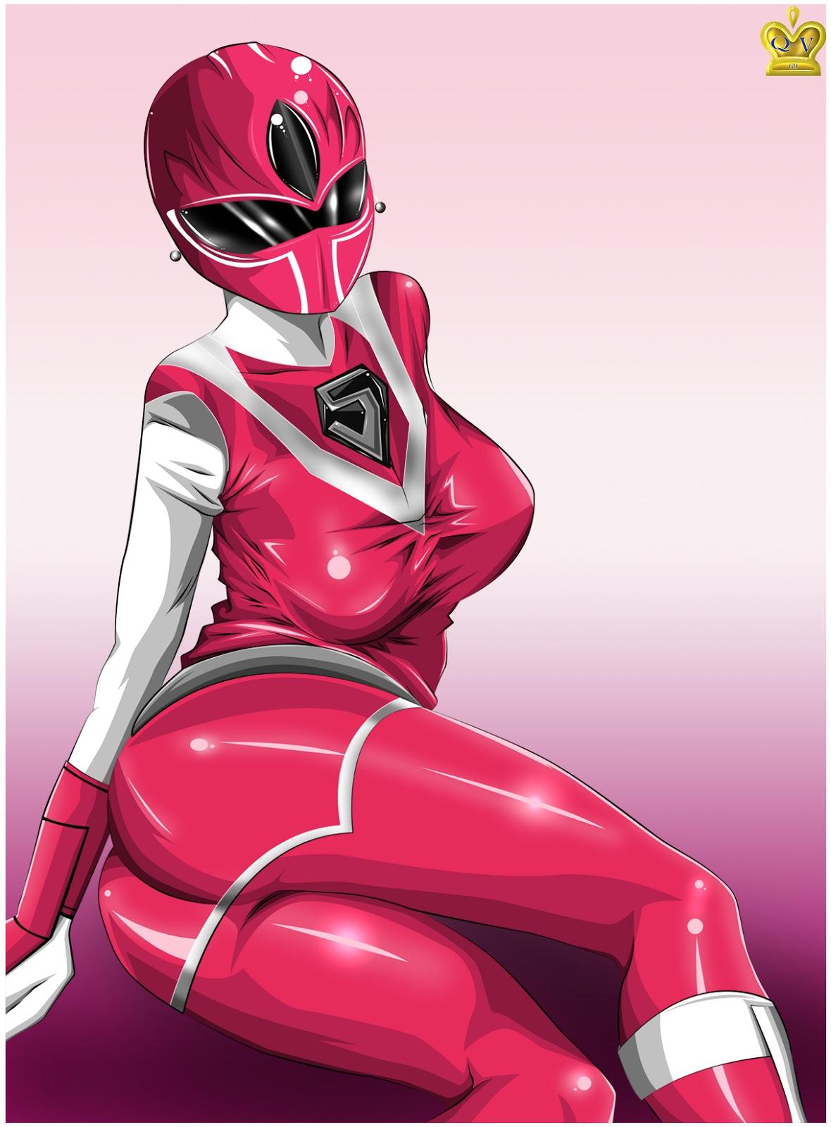Power Rangers Hentai