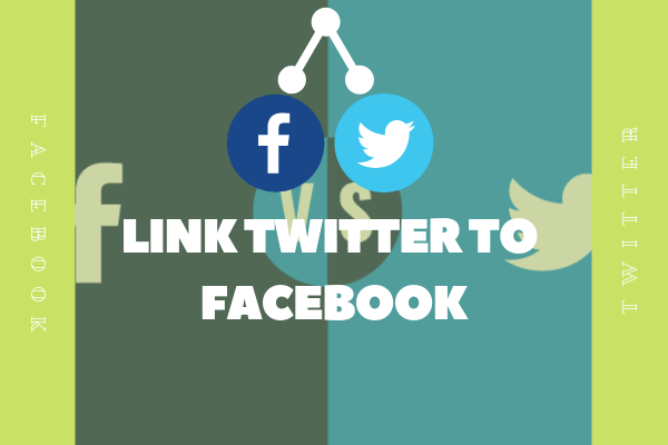 How Do I Link Twitter to My Facebook Page<br/>