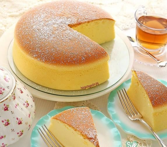 Resepi Cheese Cake Jepun Mudah Dan Sedap