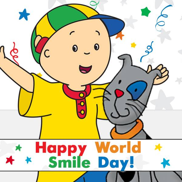World Smile Day Wishes for Whatsapp