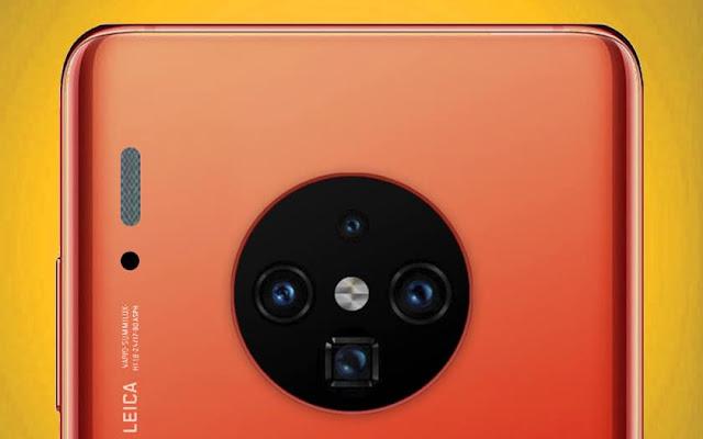 إيفان بﻻس يسرب صورا تكشف تفاصيل Huawei Mate 30