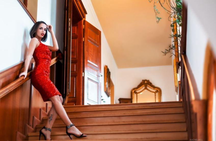 RachelHill Model GlamourCams