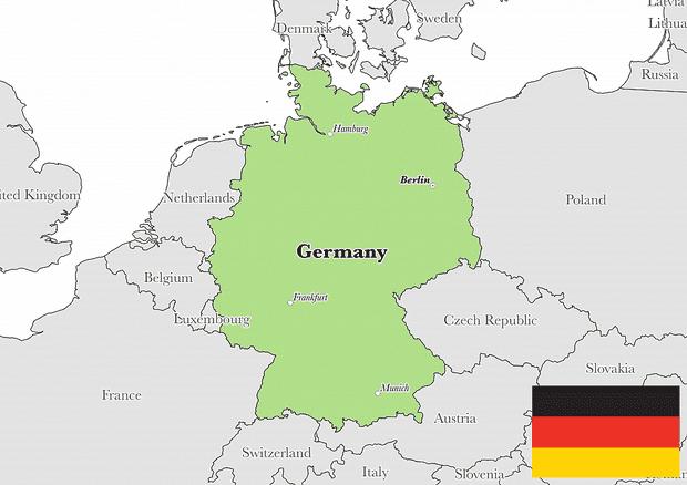 Peta Jerman