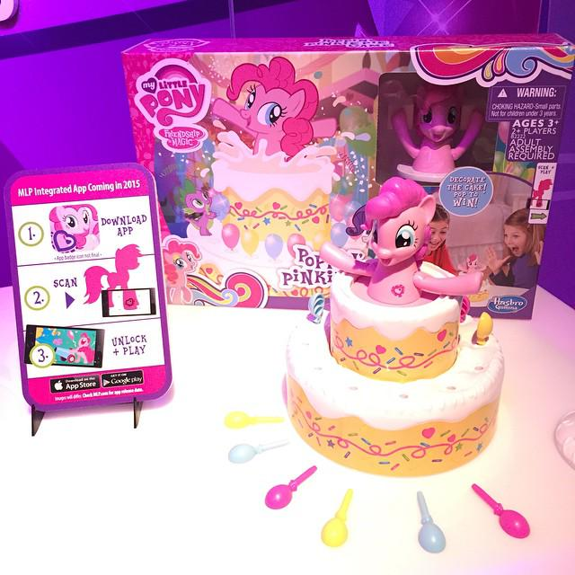 MLP Poppin Pinkie Pie Game