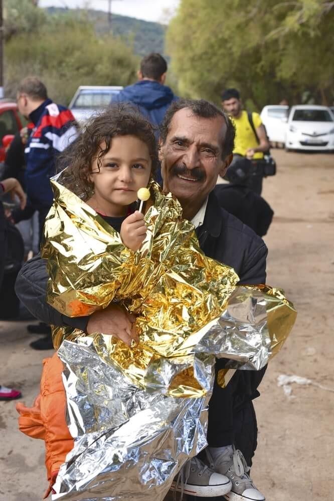 Profughi: Protection4kids parte per il campo profughi di Corinto