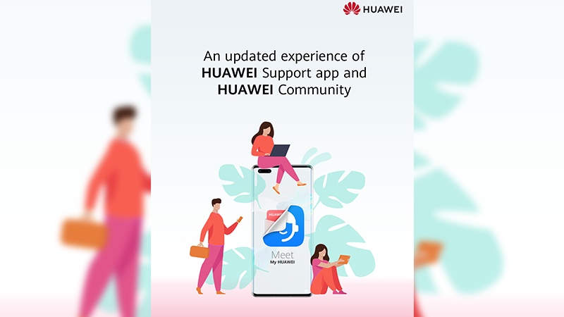 Huawei launches My Huawei app—the brand's new official support app