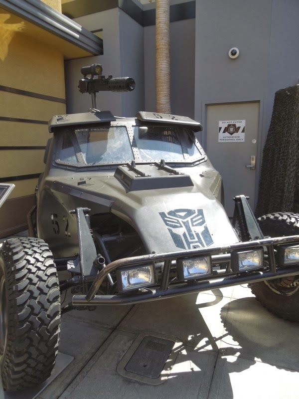 Transformers movie Dune Buggy 52