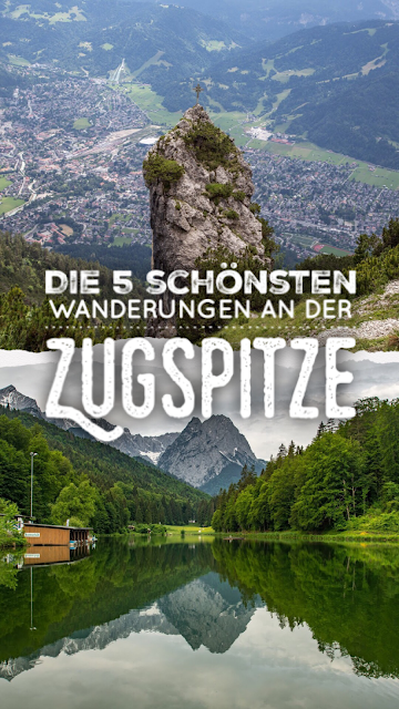 Die schönsten Wanderungen an der Zugspitze – Das sind unsere Top 5. Wandern an der Zugspitze 22