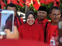 Masuk DPP PDI Perjuangan, Risma Calon Menteri Jokowi?
