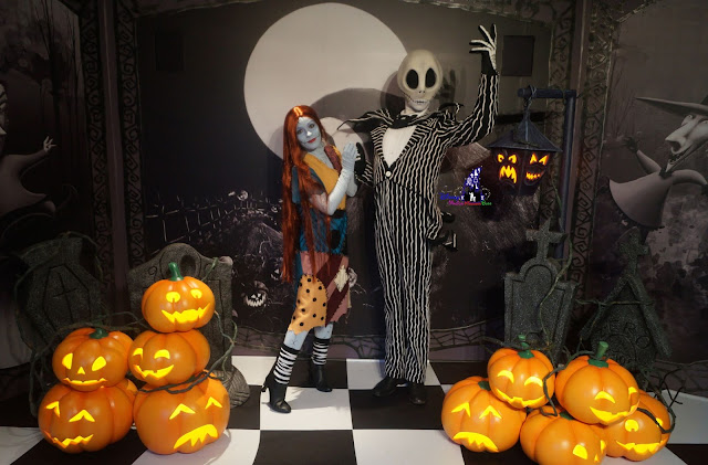 The Nightmare Before Christmas, Jack, 香港迪士尼樂園, Disney Halloween Time 2017, Hong Kong Disneyland, Maze of Madness: The Nightmare Experiment Continues, haunted house, 詭迷宮:詭夢實驗室新篇, Pinocchio, Monsters, Inc., Alice in Wonderland, Hercules