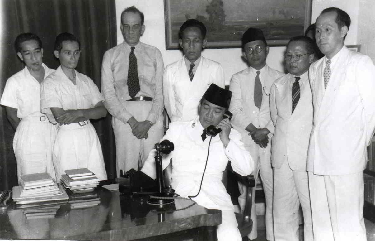 Istri Pertama Presiden Soekarno Yang Misterius Ini Bernama Keiko