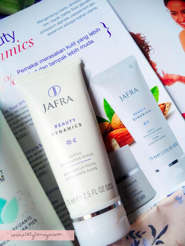 review jafra advance dynamics mattifying solusi untuk kulit berminyak dan berjerawat