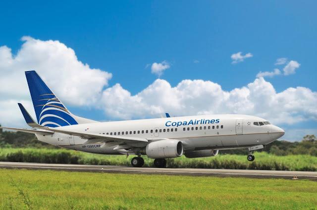 Copa Airlines celebra 50 años de operaciones en Costa Rica